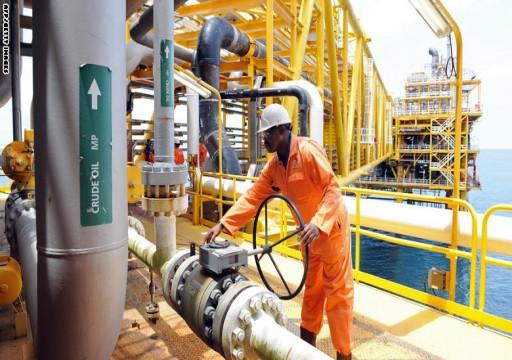 أسعار النفط تتحول للارتفاع بأكثر من 1%