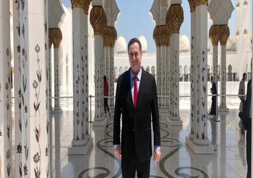 وزير خارجية إسرائيل يستخدم أجواء السعودية خلال زيارته لأبوظبي