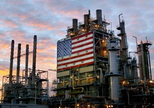 مخزونات الخام الأمريكية تهبط 1.1 مليون برميل الأسبوع الماضي