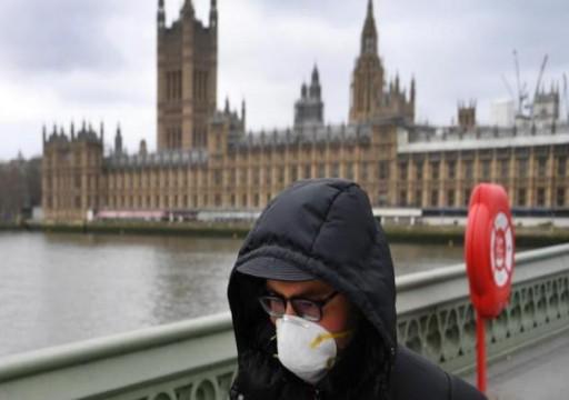 مسؤول بريطاني: إذا سجلنا أقل من 20 ألف وفاة بكورونا سنكون قد أبلينا بلاءً حسناً