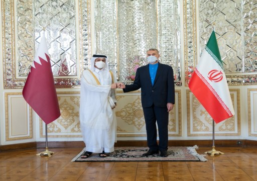 بعد مباحثات أمريكية رفيعة بالدوحة.. وزير خارجية قطر يلتقي نظيره الإيراني في طهران