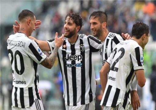 يوفنتوس يواصل صحوته بانتصار صعب على سامبدوريا في الدوري الإيطالي
