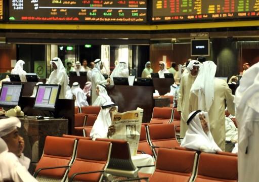 أغلب بورصات الخليج تواصل خسائرها بسبب هبوط النفط وكورونا