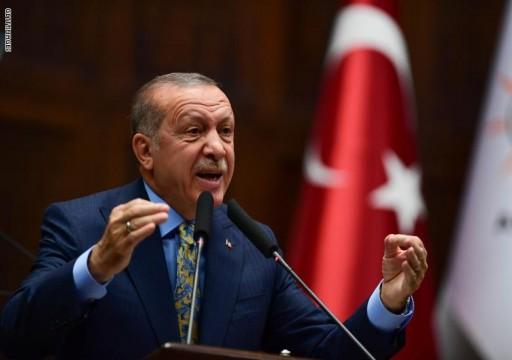 أردوغان يتهم أبوظبي بدعم المرتزقة الروس في ليبيا