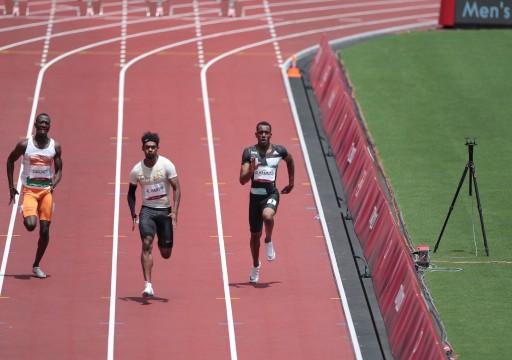 العدّاء محمد النوبي يودع أولمبياد طوكيو برقم شخصي جديد