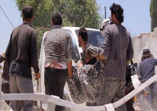 13 قتيلا وعشرات الجرحى بقصف لنظام الأسد على ريف إدلب