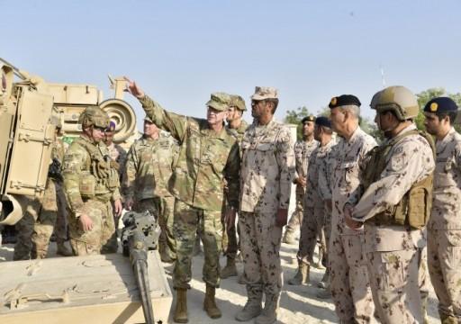 انطلاق التمرين العسكري المشترك 20 Native Fury  بين القوات الإماراتية والأمريكية