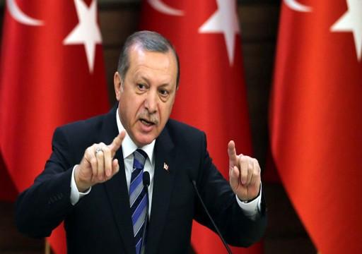 أردوغان: قدمنا تسجيلات مقتل خاشقجي إلى 5 دول أجنبية