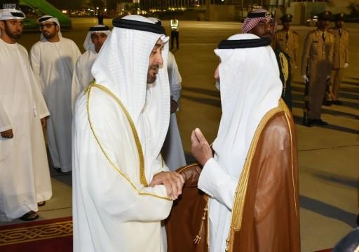 محمد بن زايد يمثل الإمارات في قمم مكة