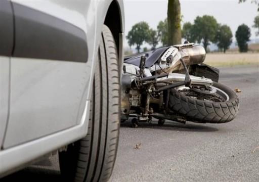 وفاة مواطن على دراجته النارية في حادث مروري برأس الخيمة