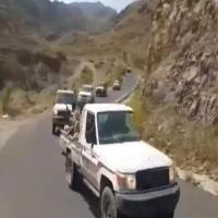 قوات مدعومة إماراتيا تشتبك مع الأمن في الضالع