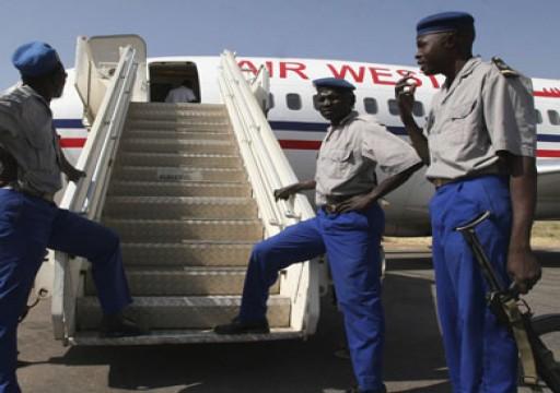 إحباط محاولة اختطاف طائرة سودانية في مطار الخرطوم