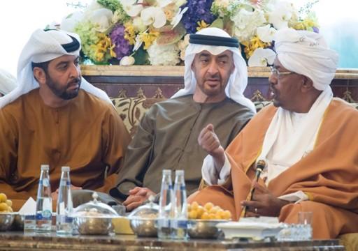 موقع خليجي يزعم انقلاب الإمارات على نظام البشير