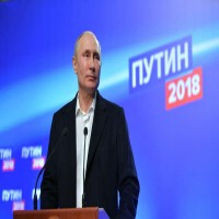 بوتين يفوز في الانتخابات بـ 76.67% من الأصوات بعد فرز 99.76% من أوراق الناخبين