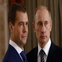 بوتين يؤدي القسم لولاية رابعة ويسمي مدفيديف رئيساً للحكومة