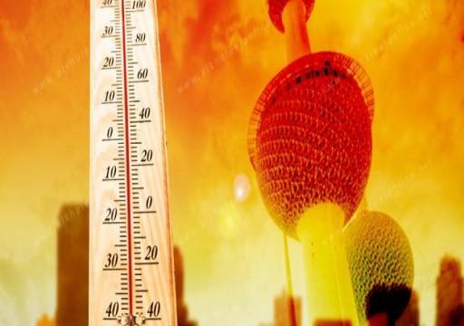 الكويت تسجل درجة حرارة قياسية تجاوزت 51 مئوية
