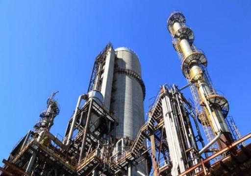 1.097 مليار برميل إنتاج أبوظبي من النفط الخام في 2018