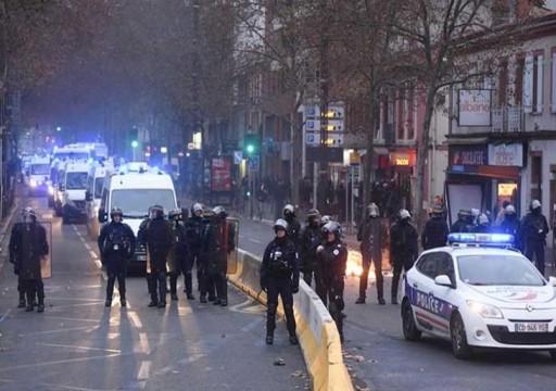 فرنسا ستنشر 89 ألف شرطي وعربات مدرعة استعدادا لاحتجاجات السبت