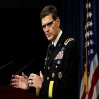 البحرية الأمريكية تقول ستحمي التجارة بعد تهديد إيران بإغلاق مضيق هرمز