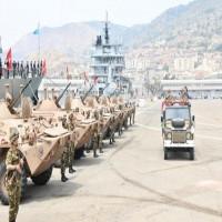 أكبر مناورة بحرية للجيش الجزائري منذ سنوات