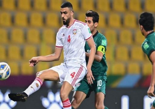 منتخبنا الوطني يتعادل بصعوبة أمام العراق في تصفيات كأس العالم