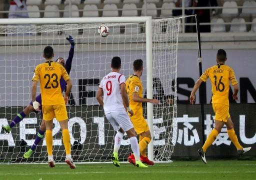 منتخب سوريا يودع بطولة كأس أسيا بعد الخسارة من أستراليا