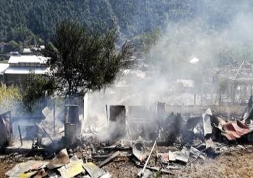 العفو الدولية: مقتل مدنيين في ضربات جوية أمريكية بالصومال