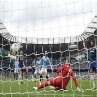 الدوري الإنجليزي: مانشستر سيتي يفوز على فولهام بثلاثية نظيفة