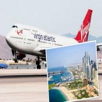 """وسط مؤشرات التأزيم.. """"فيرجين أتلانتيك"""" البريطانية توقف رحلاتها إلى دبي"""