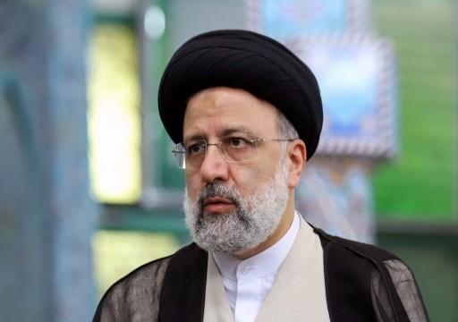 """الرئيس الإيراني يطالب بمفاوضات نووية """"مفيدة"""" تنتهي برفع العقوبات"""