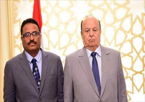 وزير النقل اليمني يفتح النار على أبوظبي والأخيرة تستنجد بالرياض