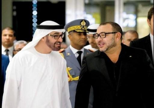 الإمارات تؤيد خطاب الملك محمد السادس حول وحدة التراب المغربي