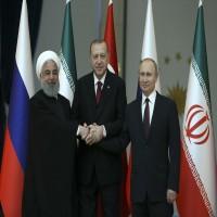 قمّة أنقرة الثلاثية تؤكّد رفض الأجندة الانفصالية بسوريا