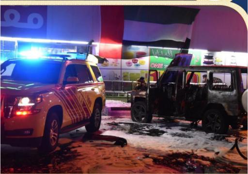 وفاة طفلين مواطنين تُرِكا في سيارة بأبوظبي