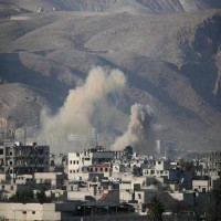 البيت الأبيض يتهم روسيا بقتل مدنيين في الغوطة السورية