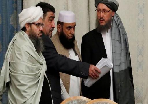 إيران تقول إن محادثاتها مع طالبان في إطار الحفاظ على أمن أفغانستان