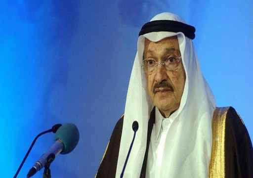 وفاة الأمير السعودي طلال بن عبدالعزيز