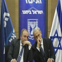 نتنياهو وليبرمان: الجيش مستعد لكل سيناريو في غزة
