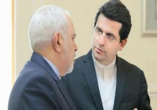 إيران تُدين دعم الرياض وأبوظبي للعقوبات الأمريكية عليها