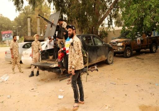 قوات حفتر تخسر معظم مواقعها جنوب طرابلس والوفاق تنتقل للهجوم