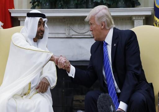 ترامب يشكر الإمارات لمساعدتها في إطلاق سراح رهينة أمريكي لدى الحوثيين!