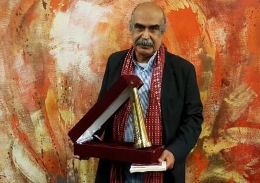 البحريني قاسم حداد يتوج بجائزة ملتقى القاهرة الدولي للشعر العربي