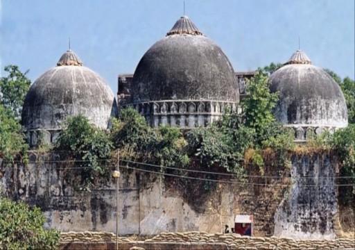 المحكمة العليا بالهند تمنح الهندوس أرض مسجد بابري لبناء معبد عليه
