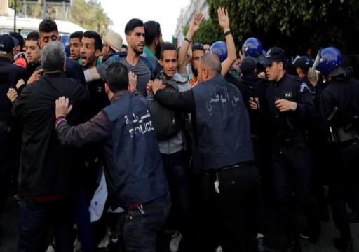واشنطنوالاتحاد الأوروبي  يدعوان الحكومة الجزائرية لاحترام حق التظاهر