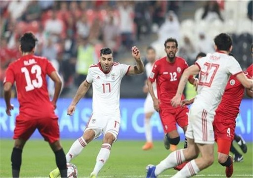 إيران تقسو على اليمن بخماسية نظيفة في كأس آسيا