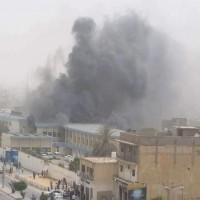 7 قتلى في هجوم استهدف مقر مفوضية الانتخابات الليبية