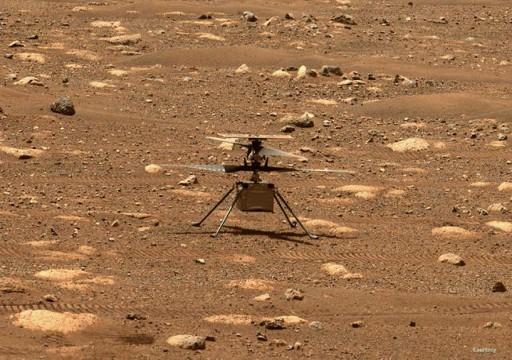 """""""ناسا"""" تعلن تأجيل موعد التحليق المروحي التاريخي فوق المريخ"""