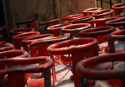 الشارقة.. ضبط أسطوانات غاز منتهية الصلاحية في طريقها للبيع