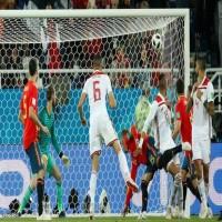 التعادل يحسم مباراة المغرب مع اليابان وإيران أمام البرتغال