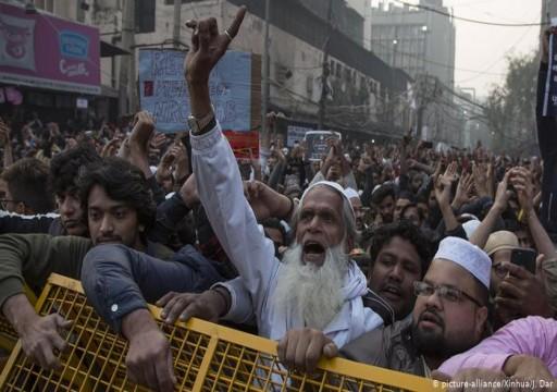 الاتحاد العالمي لعلماء المسلمين يدعو الدول والمنظمات الإسلامية لدعم مسلمي الهند